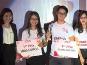 TrueStack rafle la mise au concours de start-up francophone