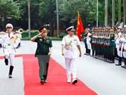 Renforcement de la coopération dans la défense Vietnam-Inde