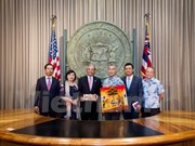 L'ambassadeur du Vietnam visite le PACOM et l'État d'Hawaï