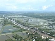 Le delta du Mékong à l'épreuve des changements climatiques