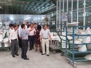 Cuba soutient les projets de Viglacera sur son sol