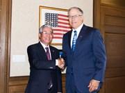 Le Vietnam fait bon accueil aux entreprises de Washington