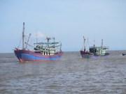 Dix pêcheurs vietnamiens arrêtés en Malaisie