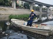 Hanoï cherche à sauver ses plans d'eau