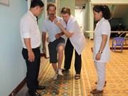 Une doctoresse américaine au grand cœur à Dà Nang