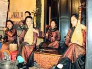 La musique traditionnelle reprend ses quartiers à Hanoï