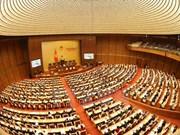 2e journée de travail de la 4e session de la 14e législature de l'AN