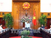Le PM travaille avec les provinces gravement touchées par les intempéries