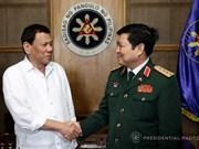 Défense : Vietnam et Philippines plaident pour des liens accrus