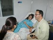 Une touriste britannique se rétablit après un accident au Centre