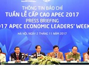 Tous les dirigeants de l'APEC participeront à la Semaine de haut rang de l'APEC 2017