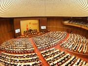 Communiqué N˚10 de la 4e session de l'AN de la 14e législature