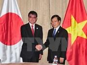APEC 2017 : renforcement des relations avec le Japon et le WEF