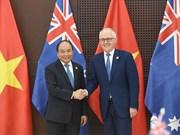 APEC 2017: les résultats de l'entretien entre les deux Premiers ministres vietnamien et autralien