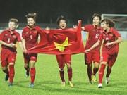 L'équipe de football féminin du Vietnam rêve de la Coupe du monde