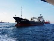 Des marins vietnamiens sauvés par la marine philippine