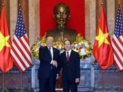 La Maison Blanche salue la visite du président Trump au Vietnam