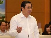 L'application d'un avertissement contre un dirigeant de Da Nang