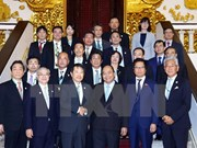 Le PM s'attend à une expansion des entreprises japonaises et coréennes au Vietnam