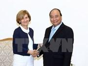 Le Premier ministre reçoit le secrétaire d'État portugais des Affaires étrangères