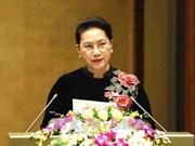 La 4e session de l'AN : renouveau, démocratie, efficacité