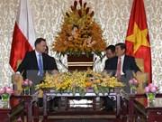 Le président polonais termine sa visite d'Etat au Vietnam