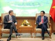 Le vice-PM Vuong Dinh Huê salue les apports de l'USAID