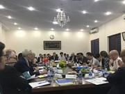Vinh Long présente ses atouts à des entreprises