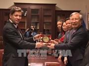 Le membre du Politburo Trân Quôc Vuong termine sa visite en Russie