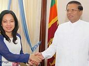 Une Vietnamienne prend les rênes du Plan de Colombo