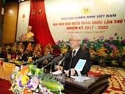 Les anciens combattants réunis en congrès national à Hanoi