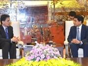 Renforcer la coopération entre Hanoi et Athènes