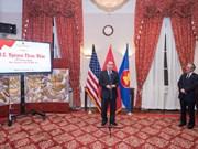 Un membre du Politburo apprécie le partenariat stratégique avec les États-Unis