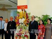 Noël : Ho Chi Minh-Ville adresse les vœux aux catholiques