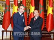 Le Vietnam et le Maroc disposent d'un fort potentiel de relations