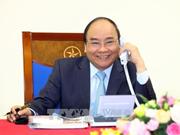 Vietnam-Japon : conversation téléphonique entre les Premiers ministres