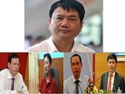 45 avocats de la défense au procès de l'affaire survenue à PetroVietnam et à PVC
