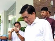 L'affaire d'apport de fonds de PetroVietnam à OceanBank devant la justice