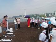 La préservation de la baie de Ha Long entre à l'école