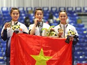 ASIAD 2018 : la ruée vers l'or du taekwondo vietnamien