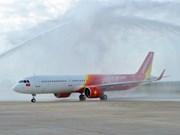 Vietjet reçoit son premier Airbus A321neo