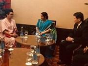 L'Inde cherche à développer ses relations avec les pays de l'ASEAN