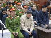 Un nouveau procès de Trinh Xuân Thanh s'ouvrira le 24 janvier