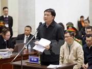Les accusés dans le procès de l'affaire à PetroVietnam et à PVC se sont défendus
