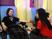Don du sang : Le «Dimanche rouge 2018» lancé dans plusieurs localités