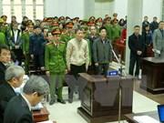 Le parquet expose ses arguments contre Trinh Xuân Thanh