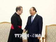 Le sous-secrétaire du Vatican Antoine Camilleri se rend au Vietnam