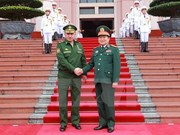Défense : entretien Ngo Xuan Lich - Sergueï Choïgou