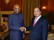 Le Vietnam et l'Inde vont dynamiser leur partenariat stratégique
