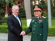 Renforcement de la coopération Vietnam-Etats-Unis dans la défense